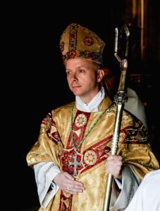 Biskop Erik vigslet i Nidarosdomen